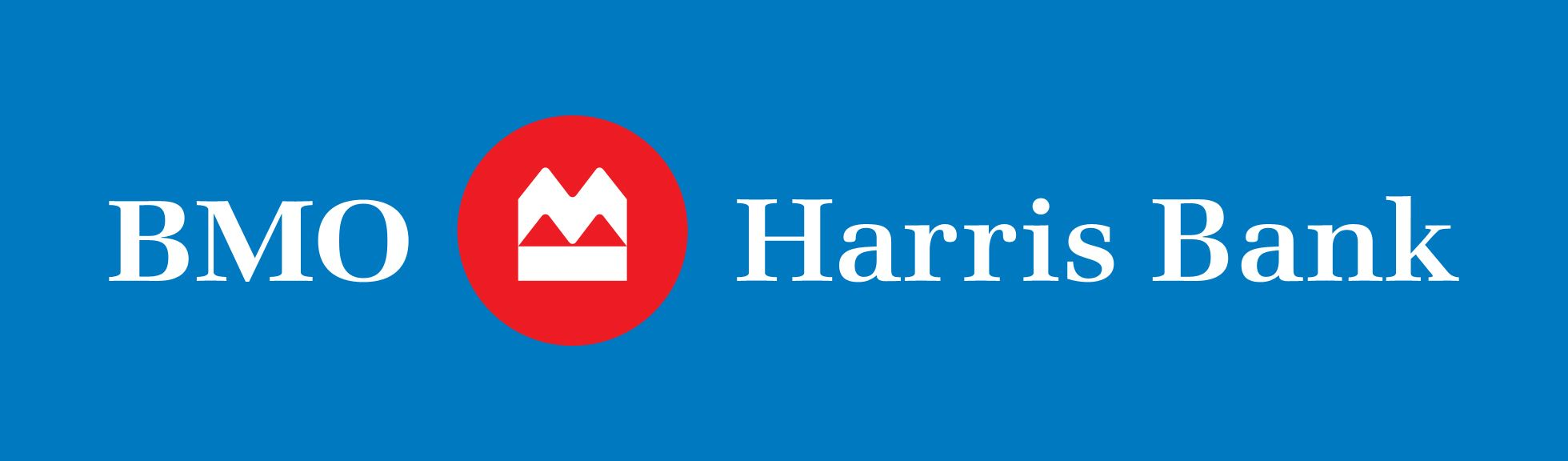 BMO Harris Bank logo Opens in new window