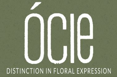 ocie floral logo Opens in new window