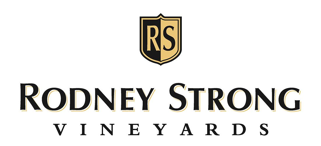 Rodney Strong Vineyards logo Opens in new window