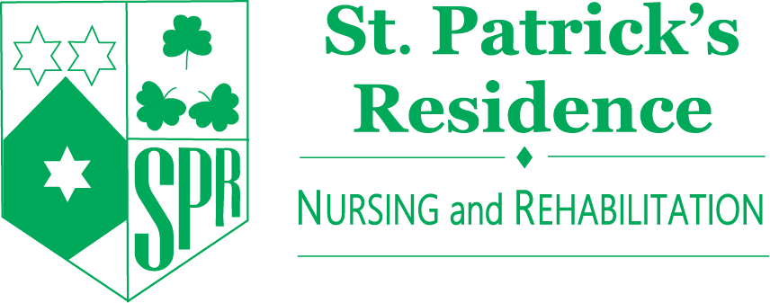 St Patricks Residence logo Opens in new window