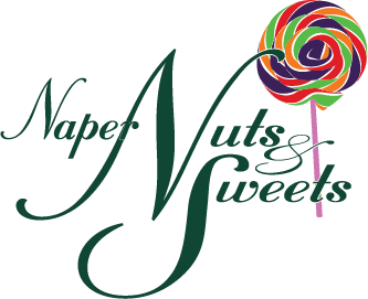 Naper Nuts & Sweets logo Opens in new window