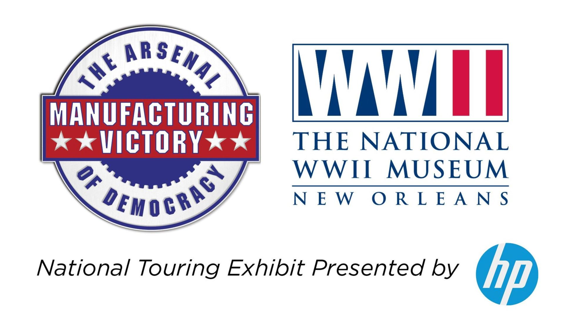 Manufacturing Victory Exhibit Opens in new window